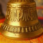 Regular Bell and Dorje - Bell detail.