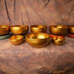 MASTER BUDDHA EIGHT BOWL CHAKRA SET